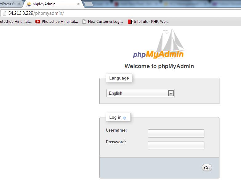 phpmyadmin-elasticip