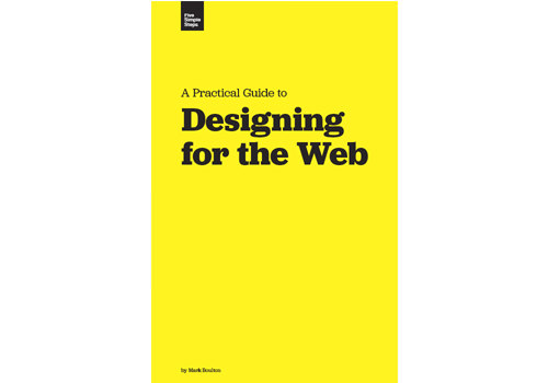 designing for web